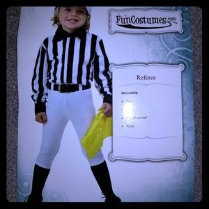 2T Referee Costume